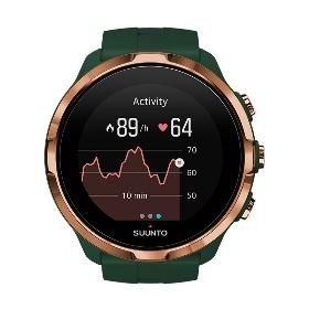 SUUNTO/颂拓 SS023311000 斯巴达极速光电心率系列手表-Spartan Sport Wrist HR China Forest