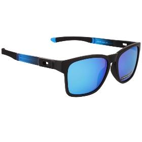 OAKLEY/奥克利 OO9272-22 休闲太阳眼镜-Catalyst Sapph Fade w/ PRIZM Sapph Pol