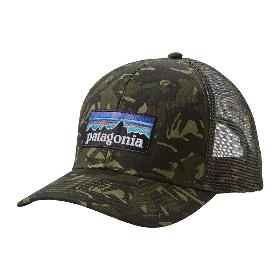 PATAGONIA/巴塔哥尼亚 38017 缝制帽-P-6 Logo Trucker Hat