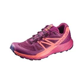 SALOMON/萨洛蒙  398486 女款越野跑鞋-Sense Ride W