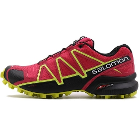 SALOMON/萨洛蒙  398423 女款越野跑鞋-Speedcross 4 W