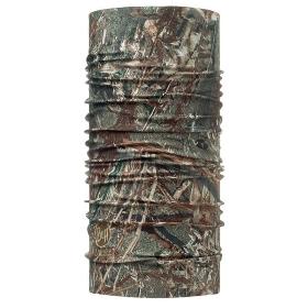 BUFF/百福 113595.311.10 成人系列头巾狩猎迷彩-Mossy Oak High UV Buff Mo Duck Blindfossil-Onesi