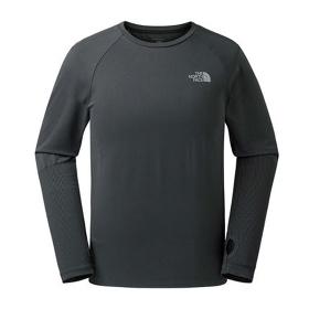 TNF/北面 A365S 男款速干长袖T恤-Mens Heatup C-Knit L/S Tee - AP【2017年秋冬新款】