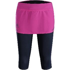 KAILAS/凯乐石 KG520329 女款跑步二合一裙裤(五分裤)