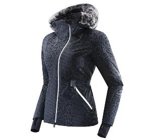 KAILAS/凯乐石 KG060023 女款豹纹滑雪服