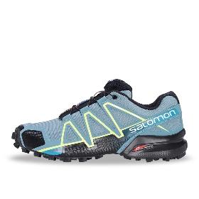 SALOMON/萨洛蒙 398424 女款越野跑鞋-Speedcross 4 W
