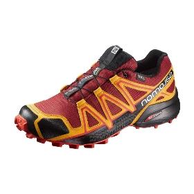 SALOMON/萨洛蒙 398456 男款越野跑鞋-Speedcross 4 GTX M