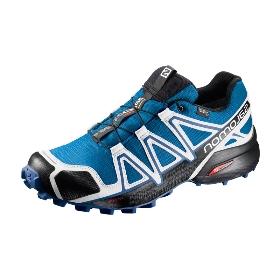 SALOMON/萨洛蒙 400022 男款越野跑鞋-Speedcross 4 GTX M
