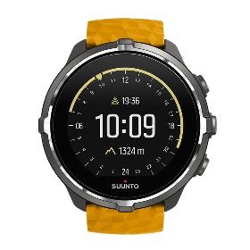 SUUNTO/颂拓 SS050001000 斯巴达极速光电心率系列手表-Spartan Sport WHR Baro China Amber