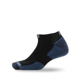 ZEALWOOD/赛乐 17011 椰碳系列短筒袜子-双包装