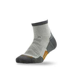 ZEALWOOD/赛乐 17015 银离子短筒袜子-双包装