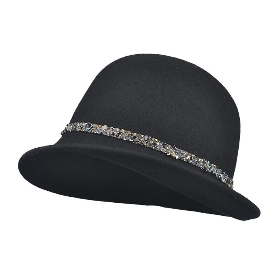 KENMONT/卡蒙 KM-2630 羊毛毡盆帽