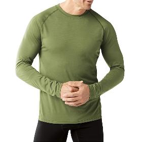 SMARTWOOL SW014042 男士运动保暖长袖衫-Merino贴身150
