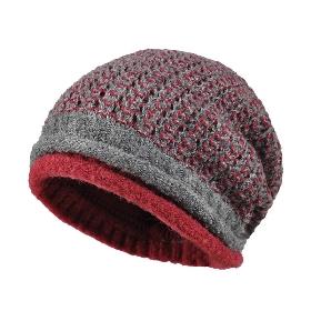 KENMONT/卡蒙 KM-9066 棉羊毛圈圈针织帽