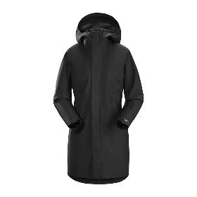 ARCTERYX/始祖鸟 17196 Codetta Coat W 女款GTX长风衣【2018年春夏新款】