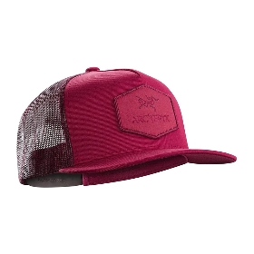 ARCTERYX/始祖鸟  帽子  Hexagonal Patch Trucker Hat 20924  【2018年春夏新款】