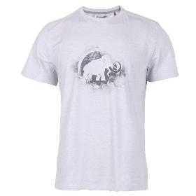 MAMMUT/猛犸象 1017-09861 男款短袖T恤-Trovat T-Shirt Men【2018年春夏新款】