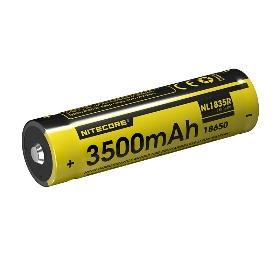 NITECORE/奈特科尔 NL1835R USB直充锂电池 3500毫安