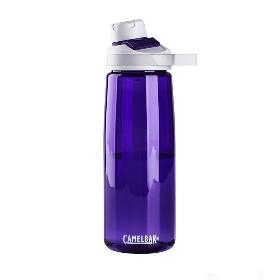 CAMELBAK/驼峰 1512501075 Chute Mag龙口2.0单层水瓶0.75L