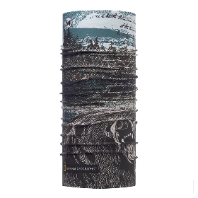 BUFF/百福 117131.555.10 国家地理防UV系列头巾-National Geographic UV Protection Silvertip Multi