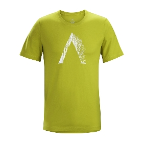 ARCTERYX/始祖鸟 21038 Regenerate SS T-Shirt M 男款棉质短袖T恤【2018年秋冬新款】