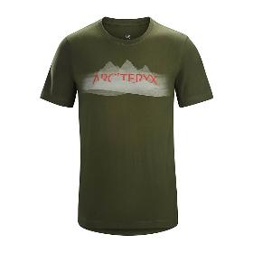 ARCTERYX/始祖鸟  男款棉质短袖T恤  Remote SS T-Shirt M 21037