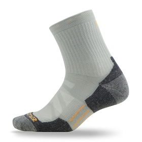 ZEALWOOD/赛乐 17012 椰碳系列袜子(一双装)