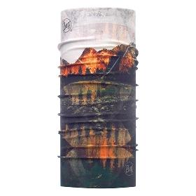 BUFF/ 百福 117020.555.10 防紫外线成人系列头巾-UV Protection Lake Reflex Multi