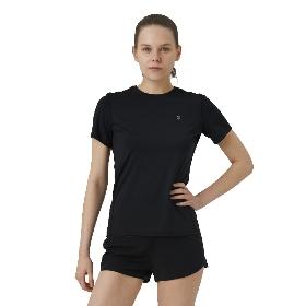 SANFO PLUS STW-18043 女款花火跑步短袖T恤衫-Sparkle Running SS Tee W
