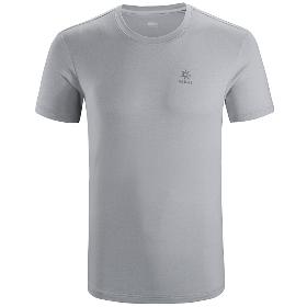 KAILAS/凯乐石 KG710526 男款coolmax短袖文化功能T恤