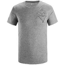 KAILAS/凯乐石 KG710521 男款花纱文化棉感T恤