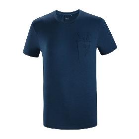 KAILAS/凯乐石 KG710491 男款coolmax短袖文化功能T恤