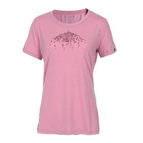 MAMMUT/猛犸象 1017-00080 女款短袖T恤-Alnasca T-Shirt Women【2018年春夏新款】