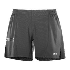 SALOMON/萨洛蒙 400694 男款跑步短裤-S-Lab Short 6 M