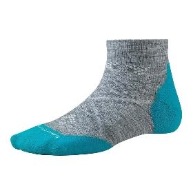 SMARTWOOL PhD功能性女士跑步袜-微型款-轻薄型-带图案【2018年春夏新款】