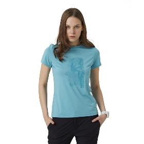 SANFO PLUS STW-18004 女款召唤文化T恤衫-Calling Pattern Tee W