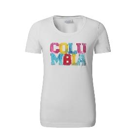 COLUMBIA哥伦比亚 PL2795(178556) 女款短袖T恤