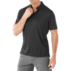 特价II SMARTWOOL SW000246 男士运动Polo短袖衫-Merino 150