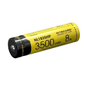 NITECORE/奈特科尔 NL1835HP 可充锂电池 3500mAh