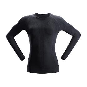 KAILAS/凯乐石 女款Coolmax功能长袖衫(飞酷) KG420085