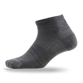 ZEALWOOD/赛乐 美丽诺羊毛日常生活袜透气商务短筒袜一双装 17025
