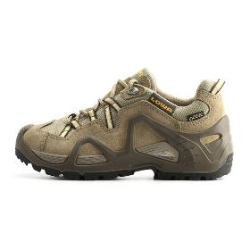 LOWA 女式户外运动防水透气耐磨防滑徒步低帮鞋 Zephyr GTX L320586