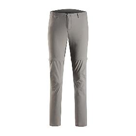 KAILAS/凯乐石 女款户外运动轻薄透气弹力可拆卸两截快干长裤 KG520427
