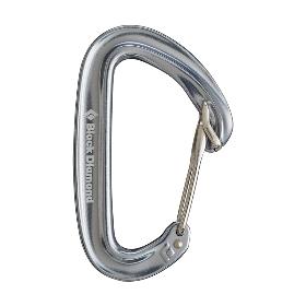 BLACKDIAMOND/黑钻/BD 户外攀岩登山轻量铁锁-OZ Carablrer 210139