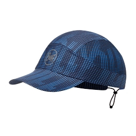 BUFF/百福 户外跑步帽男女款运动帽轻量折叠跑步帽 113707.790.10