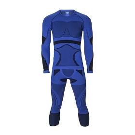UTO/悠途  男款快干保暖弹性贴身功能滑雪内衣套装 963106