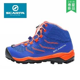 SCARPA/思卡帕  Neutron中子儿童版透气徒步鞋  30500-213