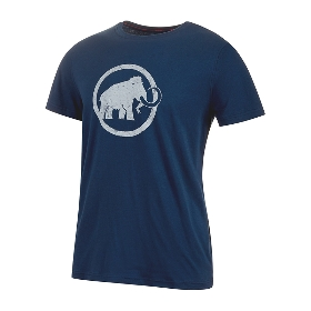 MAMMUT/猛犸象 MAMMUT 1017-07292 男款棉短袖T恤-Mammut Logo T-Shirt Men【2019年春夏新款】