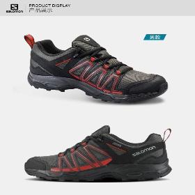 SALOMON/萨洛蒙 407812 女款徒步鞋-Eastwood GTX W