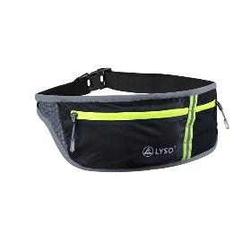 LYSO(领速) LS020802 双袋跑步腰包